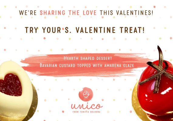 Saint Valentine @ Unico