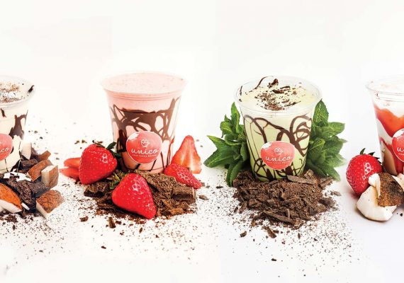 Gelato loves summer: discover our summery products!