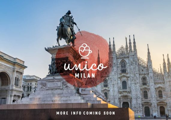 UNICO @MILAN – coming soon