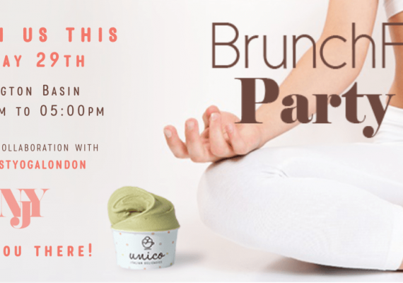 Unico & Not Just Yoga – BrunchFIT